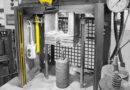 Safety light curtain installation boosts productivity