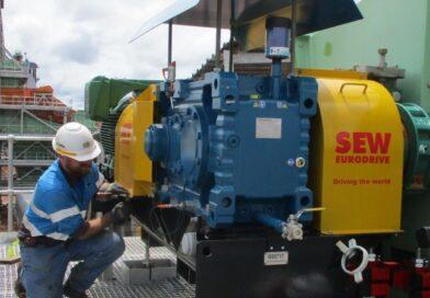 Exacting industrial gearbox requirements met for DRC mine